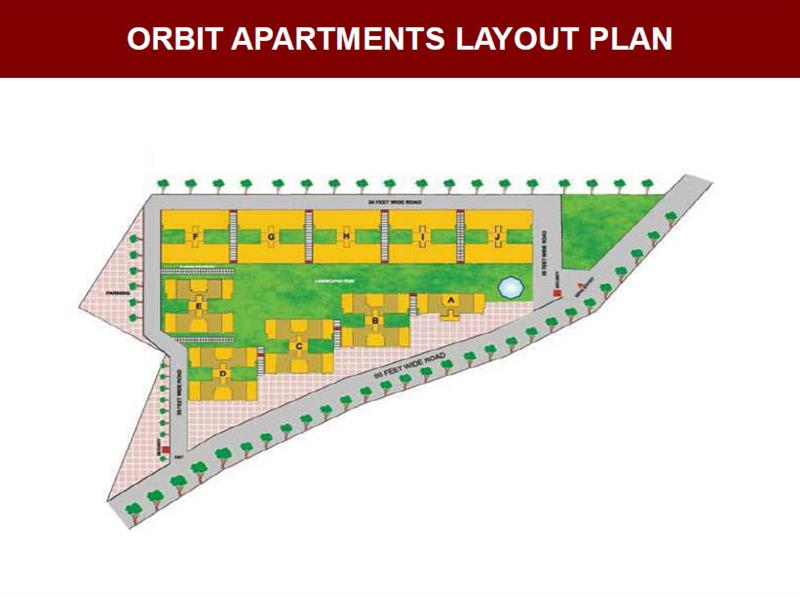 Orbit Apartments